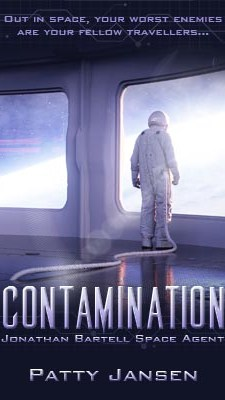 Contamination – Space Agent Jonathan Bartell