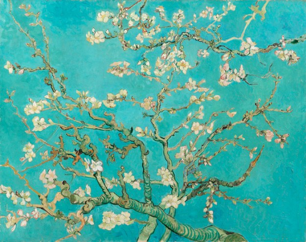 Almond Blossom Almendro en flor 1890 Vincent van Gogh VANGOGH paukf