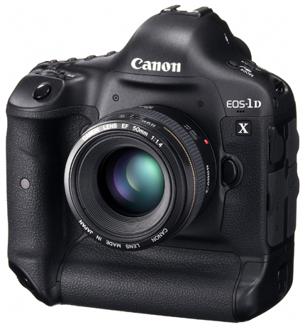 16 EOS 1D X ef5014u slant EUR Canon EOS 1D X Hands On Report