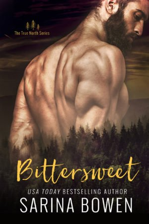 Book Cover, Bittersweet by Sarina Bowen