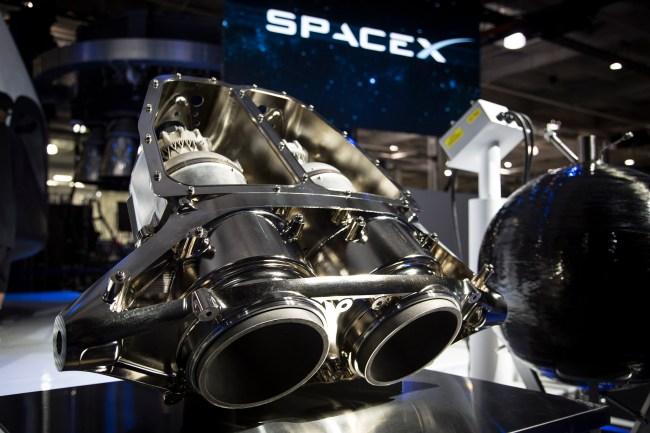 Schoffer SpaceX