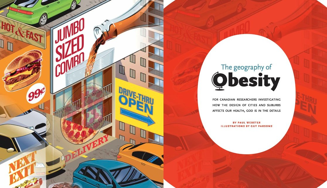 Geography Of Obesity
