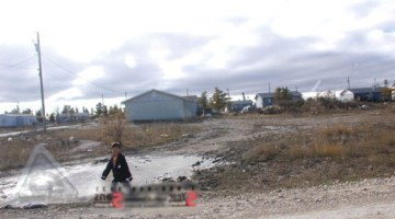 First Nations reserve in Easterville, northern Manitoba, Canada - Brendan Kennedy/Contributor
