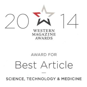 Western Magazine Award