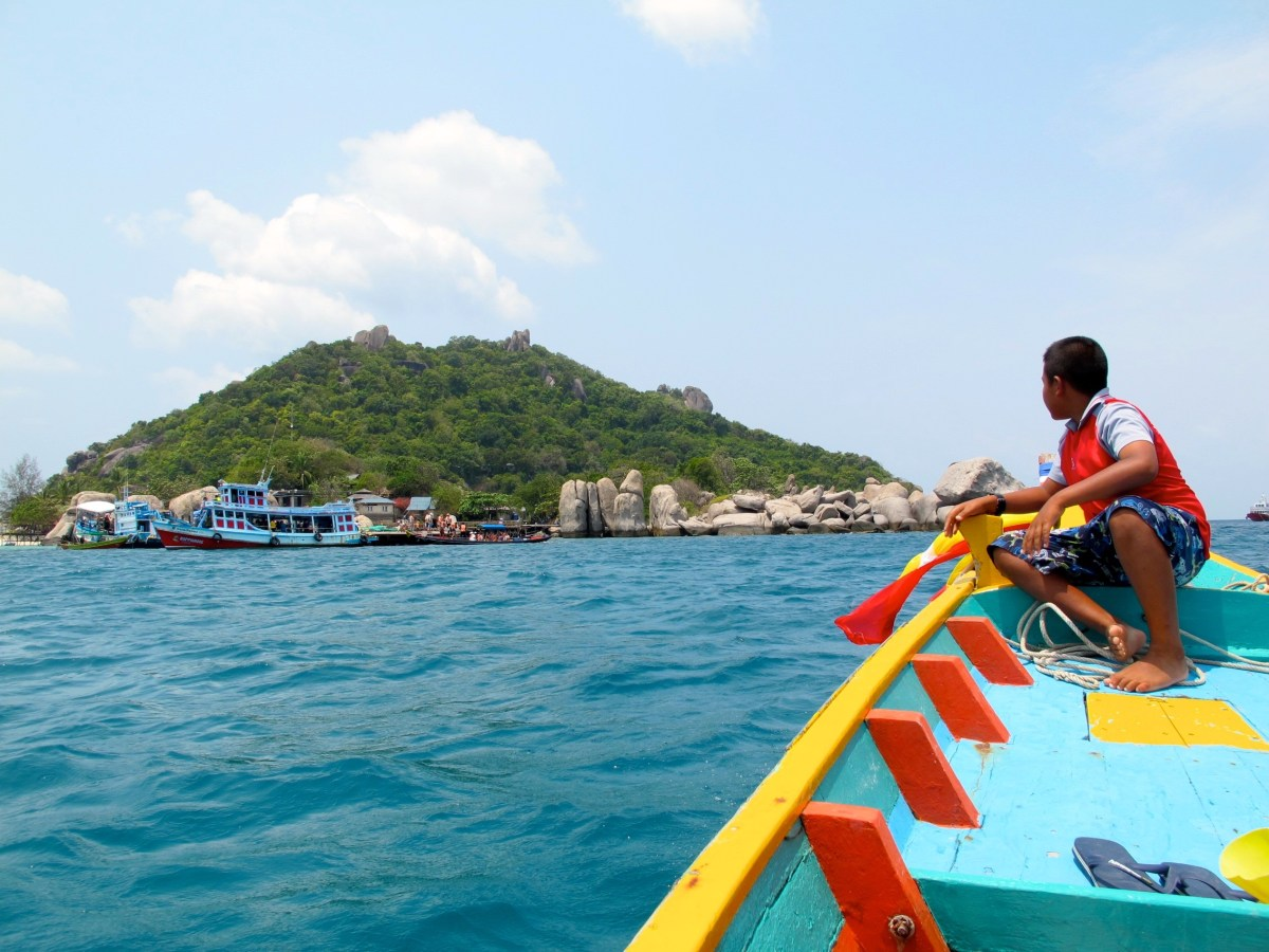 7 Great things to do in Koh Tao