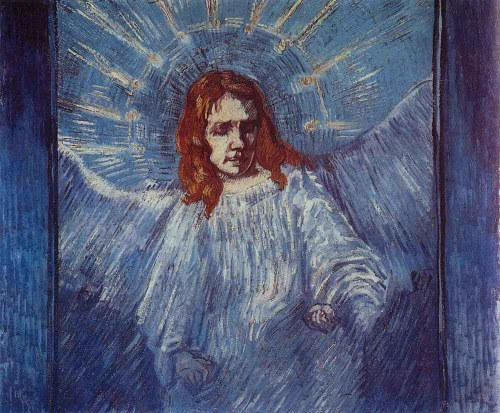 Angel by Van Gogh