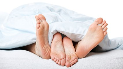 Sex, relaxation and tension