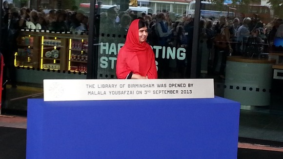 Malala and The Alchemist