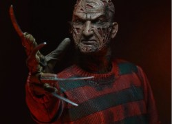 Nightmare On Elm Street Freedy Krueger hatless