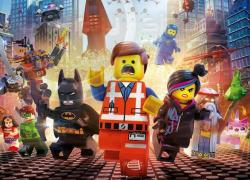 The LEGO Movie main
