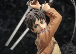 Attack On Titan Eren Yeager ARTFX main