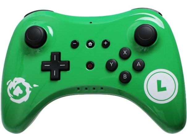 Mario Kart Evil Controllers Luigi Green