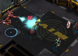 Marvel Avengers Alliance Tactics main