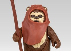 Jumbo Star Wars Kenner Figure Wicket 01