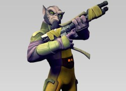 Star Wars Rebel Zeb main