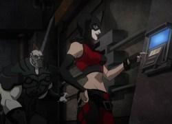 Batman Assault On Arkham main