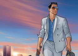 Archer The Complete Fifth Season main