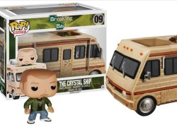 Funko Breaking Bad Crystal Ship main