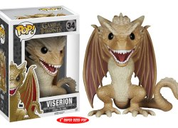 Funko Game Of Thrones 34 Viserion