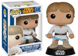 Funko Star Wars POP 49 Luke Skywalker (Tatooine)