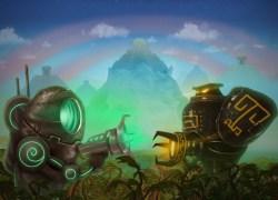 Mayan Death Robots main