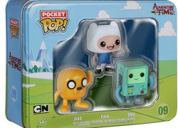 Funko Time Pocket Pop tin, main