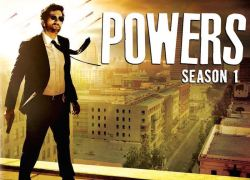 Powers Season 1 main