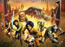 Star Wars Rebels main
