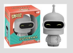 Funko POP Futurama dorbz main