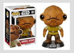 Funko POP! Star Wars The Force Awakens main dropbox