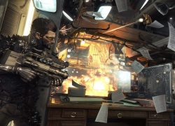 Deus Ex Mankind Divided main dropbox