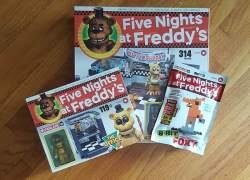 McFarlane Five Nights At Freddy's Construction Set MAIN