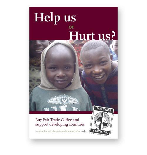Fair Trade Coffee campaign Image 1