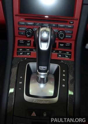 Porsche 911 Turbo S Sepang- 11