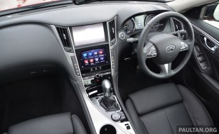Infiniti Q50S Hybrid 15