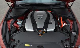 Infiniti Q50S Hybrid 45