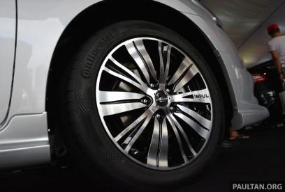 Nissan Sylphy Impul 5