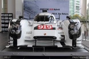 Porsche 919 Hybrid Le Mans- 4