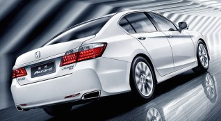 2015 Honda Accord China 1