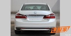 2016 Honda Accord Facelift China 1
