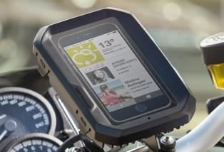 BMW Motorrad smartphone cradle - 2