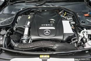 Mercedes-Benz C 350 e 18