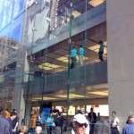 The Sydney Apple store