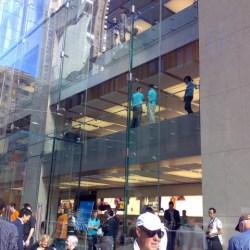The Sydney Apple store