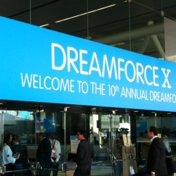 The Dreamforce conference is Salesforce key event
