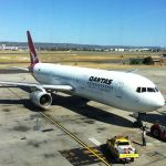 Travel review – Melbourne to Sydney QF490