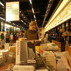 The internet has changed booksellers' business