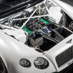Bentley-contiinental-engine