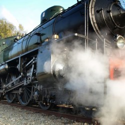 steam train and inefficient business