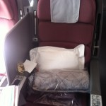 Travel review – Qantas Business Class Sydney to Los Angeles